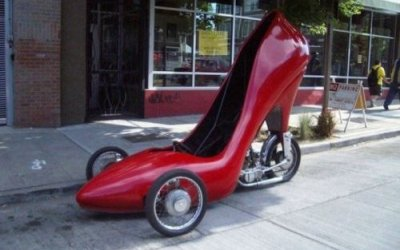 High Heel Ride