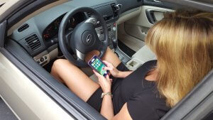 App lets you rat out on distracted drivers for cash…
