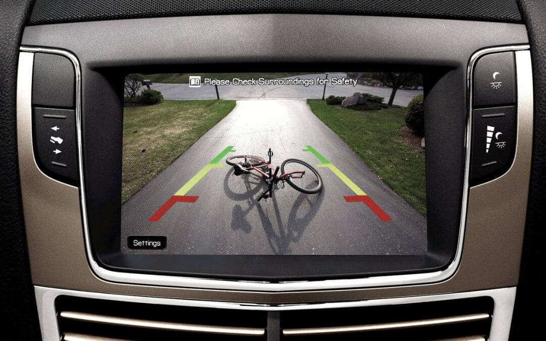Rear view cameras mandatory in all new cars