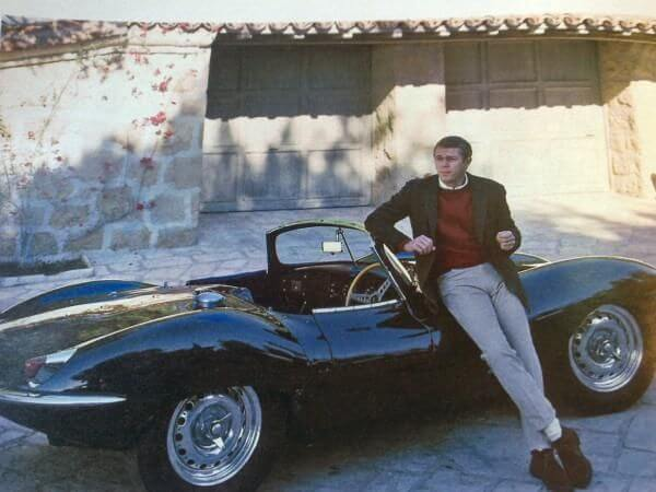 Old school – Steve McQueen