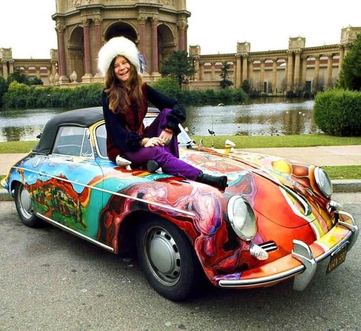Road and Wealth – Janis Joplin