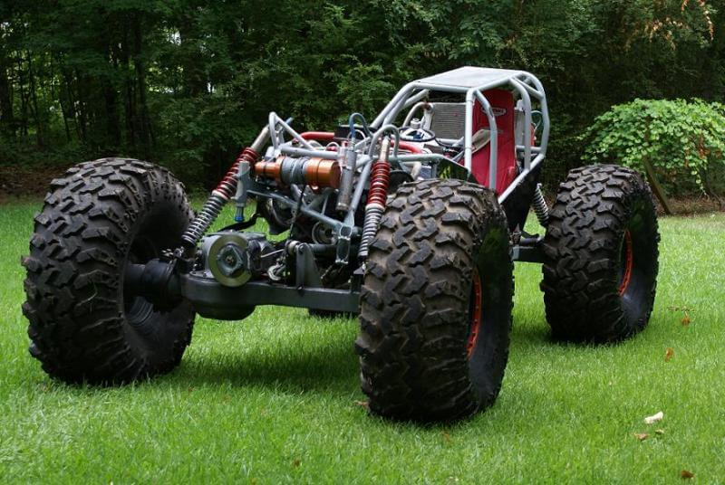 Custom 4×4 off road buggy