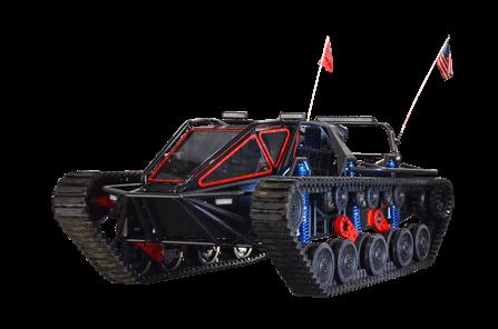 Luxury Super tank