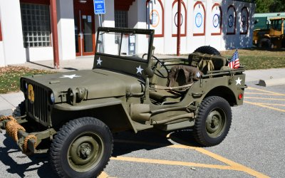 WW 11 Jeep