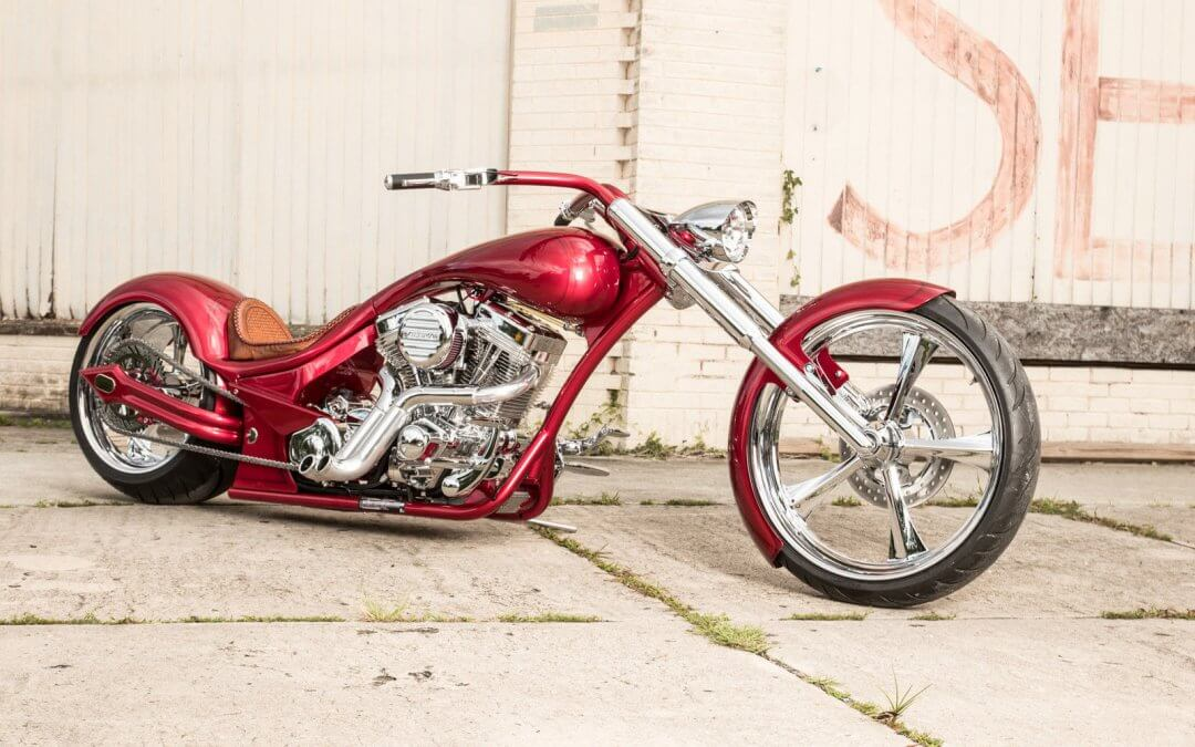 For the love of choppers