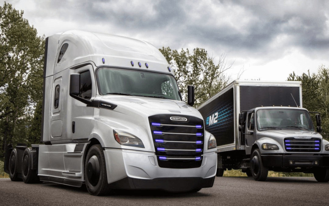 Let the Electric truck wars begin