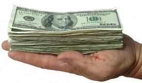 WOW – you owe me money?