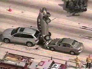 Crazy accidents