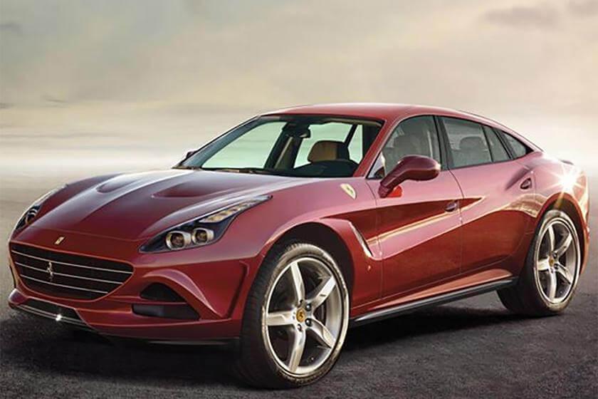 Ferrari, Lamborghini or Rolls-Royce